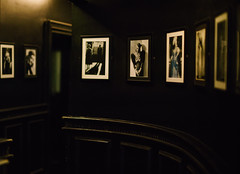Vintage Photos (i.begala) Tags: art sign night vintage photography 50mm pub dof photos bokeh crane cork lane 095 mitakon