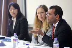 Human Rights in Asia 2016 (University of Essex) Tags: democracy humanrights maldives humanrightscentre
