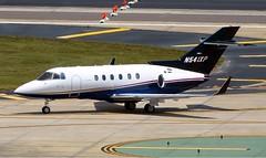 N541XP - Hawker 800XP (Charlie Carroll) Tags: tampa florida tampainternationalairport ktpa