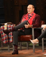 Jim Treliving - red suit (TBTAOTW2011) Tags: old red man socks businessman daddy shoe sock shoes dad dress tie business suit belly mature