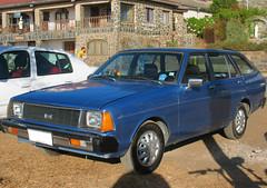 Datsun 150Y Wagon 1981 (RL GNZLZ) Tags: wagon sunny 1981 datsun150