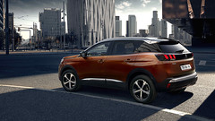 The advanced new PEUGEOT 3008 SUV (www.Boxfox1.com) Tags: auto car french suv peugeot 3008 2016 parismotorshow