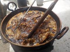 Las carnitas (Xic Eseyosoyese (Juan Antonio)) Tags: las en mexicana de nikon comida alimento queretaro coolpix su estilo carne cobre carnitas manteca secretos condimentos sabor puerco cazo s33