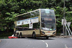 Kowloon Motor Bus ATENU715 TR5596 (Howard_Pulling) Tags: china hk bus buses hongkong photo nikon photos may picture 2016 sarchina d5100