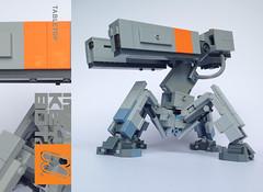 TaBLETOP (m_o_n_k_e_y) Tags: mecha robots scifi lego moc