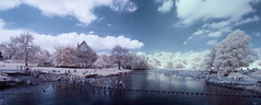 Stepping stones (James Laing) Tags: abbey bolton autopanopro
