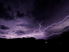 Stormy Brianza 003 (MarioVare) Tags: stormybrianza runningclouds temporale thunderstorm fulmine lightning