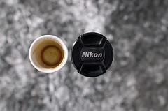 Cup & Cap (italo svevo) Tags: coffee caf nikon kaffee dot caff pdc sfocato