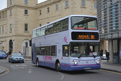 32044 - W814 EOW (Solenteer) Tags: west volvo bath first somerset alexander eow alx400 b7tl avonfirst england32044w814