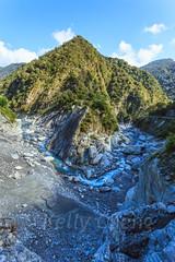 Taiwan-121115-374 (Kelly Cheng) Tags: travel tourism nature water rock vertical river landscape daylight asia day outdoor taiwan vivid nobody nopeople canyon tarokonationalpark tarokogorge  traveldestinations  northeastasia