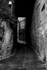 Toledo (Juan R. Ruiz) Tags: city blackandwhite bw espaa streets eos blackwhite spain europa europe pueblo cities bn toledo towns canoneos pueblos calles capitals canon60d canoneos60d