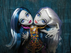 IMG_6884 (Umka K - Reki) Tags: monster high pearl mattel serpentine peri