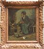Vincent van Gogh - Peasant Woman Cooking by a Fireplace 1885 (ahisgett) Tags: new york art museum met metropolitian