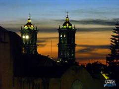 Las torres de Catedral (JoseR RP) Tags: mxico centro colonial puebla histrico angelopolis
