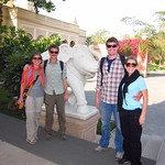 "Us with Elephant <a style=""margin-left:10px; font-size:0.8em;"" href=""http://www.flickr.com/photos/14315427@N00/6778551338/"" target=""_blank"">@flickr</a>"