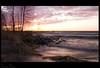 20081026_9999_130b (Fantasyfan.) Tags: autumn sunset sea beach water topv111 finland long exposure waves atmosphere siikajoki fantasyfanin tauvo siirretty