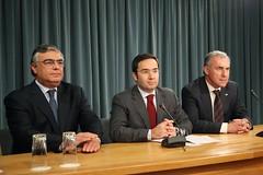 Delegação do PSD reuniu com 1º Ministro