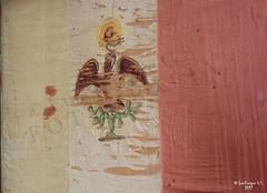 Bandera Capturada por un Soldado Frances y Recuperada Heroicamente por el Sargento Miguel Cruz el 5 de Mayo de 1862 - Batalla de Puebla - México (Luis Enrique Gómez Sánchez) Tags: mexico mexique messico メキシコ мексика μεξικό μεξικ