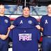 Fayetteville firemen-cancer t-shirts