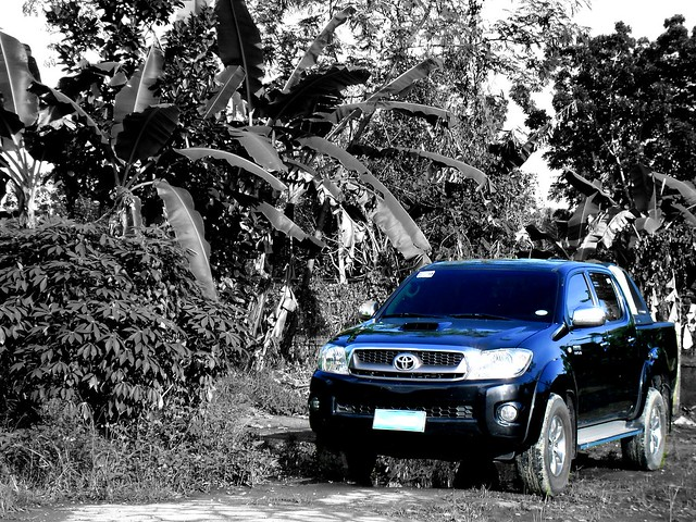 truck philippines pickup toyota vigo hilux 30d4d kun27l 1kdftvengine
