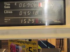BARTON LORRY PARK (mallyhayne) Tags: diesel