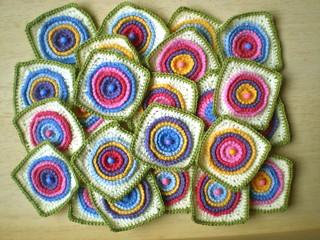 Granny Squares kostenlos von Frankie Brown auf Ravelry.com