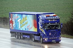 Scania R series RA ST701 (gylesnikki) Tags: blue artic scania taplicktrans
