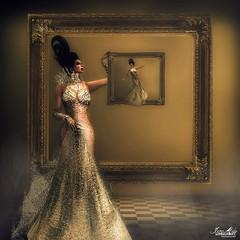 Elegance.. (Ivoni Miles) Tags: model maria limelight dg elegance marielle