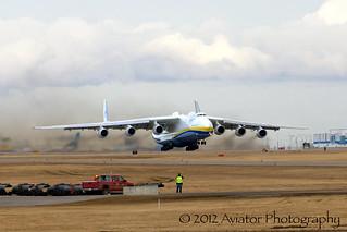 An-225 Mriya - Departure 1