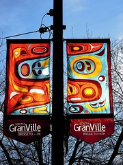 South Granville banner (Matthew Wild) Tags: road canada retail vancouver shopping bc britishcolumbia streetscene stores neighbourhood southgranville