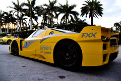 Black and Yellow [EXPLORED] (Winning Automotive Photography) Tags: black west beach me yellow amazing perfect florida fort 4 ferrari best palm explore lauderdale enzo fxx explored