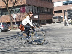 IMG_8533 ('Xander @416cyclestyle) Tags: street city toronto canada west bike bicycle style queen cycle biking chic queenwest citizen bikingtoronto cyclechic biketo changeyourliferideabike 416cyclestyle cycletoronto