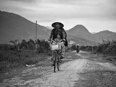 Modes of Transport, Somewhere near Nha Trang (adde adesokan) Tags: street travel people pen photography asia streetphotography documentary olympus vietnam ep3 streetphotographer m43 mft mirrorless microfourthirds theblackstar mirrorlesscamera streettogs addeadesokan