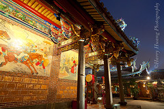 Harry_02726,,,,,,,,,,, (HarryTaiwan) Tags: temple taiwan taipei         baoantemple      dalongdong          5d2   harryhuang  hgf78354ms35hinetnet