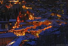 Abends in Berchtesgaden (alpenbild.de) Tags: night lights evening berchtesgaden abend nacht lichter bgl lockstein alpenbildde