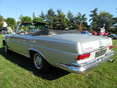 Mercedes-Benz 250 SE Cabriolet (Oliver C. Photography) Tags: auto cars car silver germany deutschland photography mercedes photo nikon automobile picture vehicles german coolpix vehicle autos luxury luxe automobiles cabriolet prestige 250se s570 nikoncoolpixs570