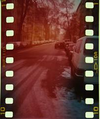 My first Holga (Skley) Tags: film analog photography photo holga lomography foto fotografie creative picture commons cc creativecommons bild licence kreativ holga120n sprockethole lomographie lizenz provia400x fujiprovia400x sprocketholephotography skley filmmitrand provia400x13536 dennisskley