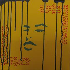 F1 (tonitonim) Tags: people art girl face silhouette comics painting eyes women arte outsider lips drip comix draw occhio dripping sagoma tonitonim