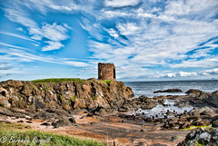 The Lady Tower Elie Fife Scotland (berenice29) Tags: scotland nikon fife elie firthofforth d3000 ladytower panoramafotogrfico mygearandme rememberthatmomentlevel1