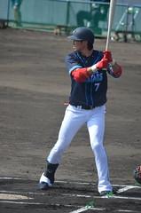 DSC_0909 (mechiko) Tags: 横浜ベイスターズ 120212 石川雄洋 横浜denaベイスターズ 2012春季キャンプ
