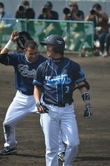 DSC_0940 (mechiko) Tags: 横浜ベイスターズ 120212 渡辺直人 横浜denaベイスターズ 2012春季キャンプ サラサー