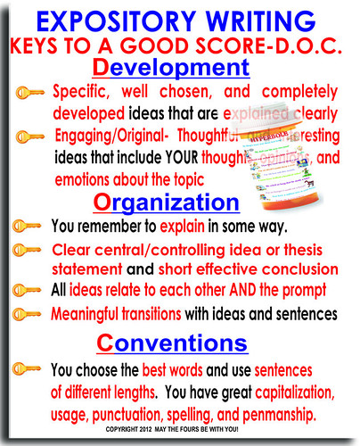 photos from the writing doctor expository writing keys