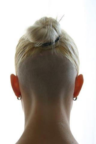hot bob haircut shaved nape of neck hot bob hairstyle bob haircut ...