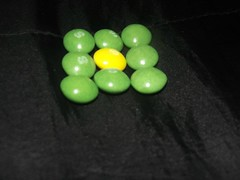 Day 159 - Out of the Ordinary. (XhollyMichellee) Tags: out 365 skittles ordinary outoftheordinary
