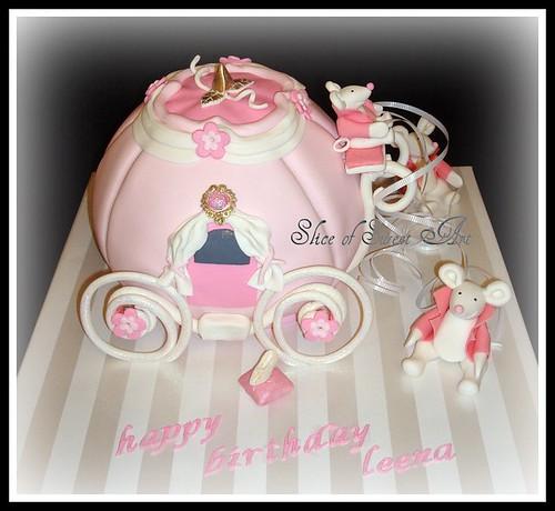 Cinderella Mouse Carriage