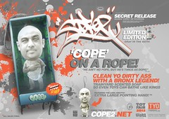 COPE 2 SOAP (Mr. Finds All The Cool Shit) Tags: new york 2 train toy graffiti soap paint bronx nuts lick off used butter peanut blackpeople them dope legend tagging cope markers mecca put grog goatsecx mops racking cope2 reefers garvy krink niggamangs