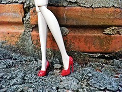 I love Louboutin (Cesar K) Tags: girls fashion doll dynamite sooki mates cheak