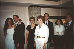 Carrie, Bob, Whitney, Olive, Jeff, Kathy, John Humenik