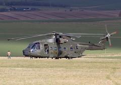 ZJ998 Merlin HC3A RAF (Churchward1956) Tags: england merlin wiltshire raf salisburyplain rafbenson merlinhc3a zj998 expashtundawn