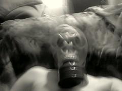 (Wayne_ B.) Tags: ohio bw doomsday htc gasmasks dayafter